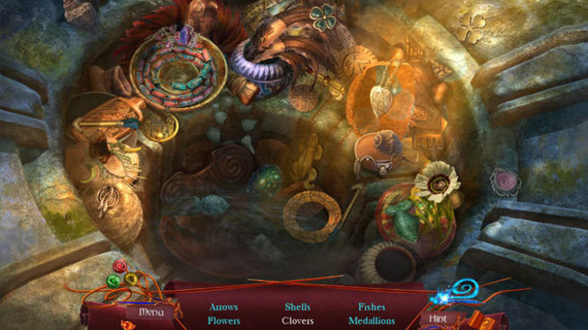 Amaranthine Voyage: The Burning Sky Collector's Edition Screenshot 6
