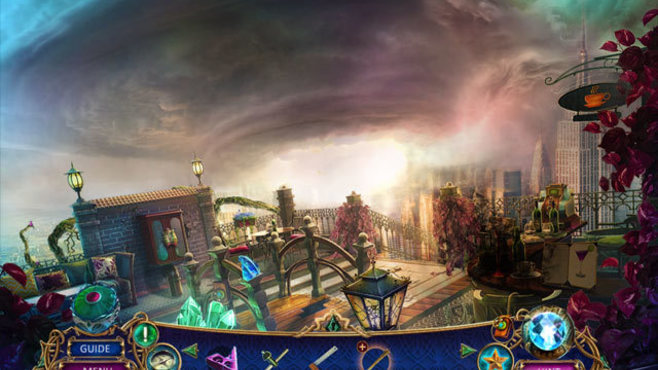 Amaranthine Voyage: The Obsidian Book Collector's Edition Screenshot 1