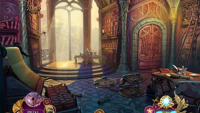 Amaranthine Voyage: The Shadow of Torment Collector's Edition Screenshot 1