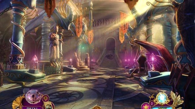 Amaranthine Voyage: The Shadow of Torment Collector's Edition Screenshot 2