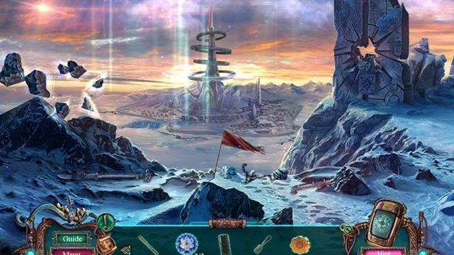 Amaranthine Voyage: Winter Neverending Collector's Edition Screenshot 5