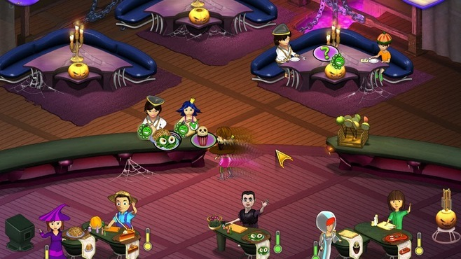 Amelie's Cafe Screenshot 1