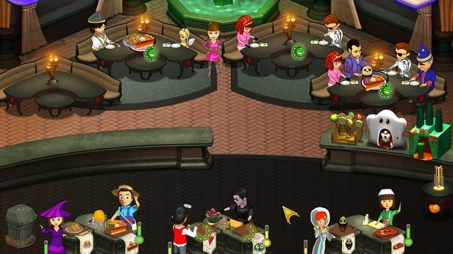 Amelie's Cafe Screenshot 2
