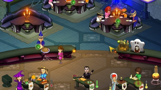 Amelie's Cafe Screenshot 4