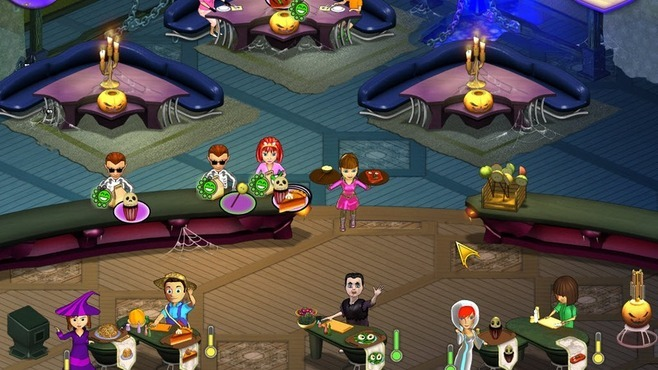Amelie's Cafe Screenshot 6