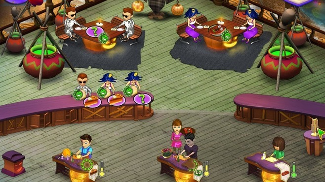 Amelie's Cafe Screenshot 8