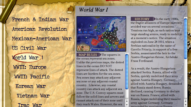 American History Lux Screenshot 3