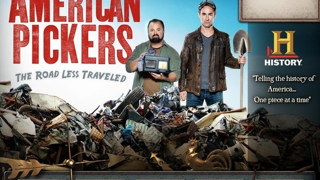 American Pickers Screenshot 7