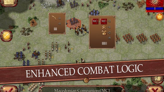 Ancient Battle: Alexander Screenshot 2
