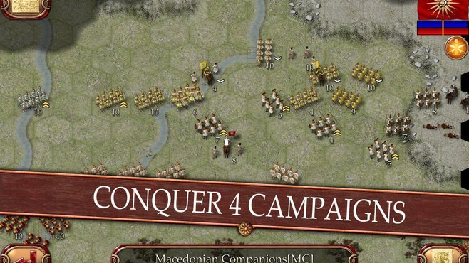 Ancient Battle: Alexander Screenshot 3