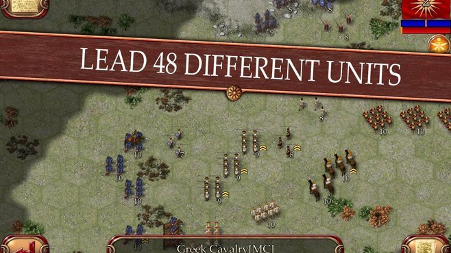 Ancient Battle: Alexander Screenshot 4