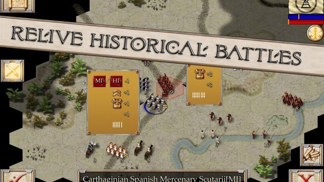 Ancient Battle: Hannibal Screenshot 4