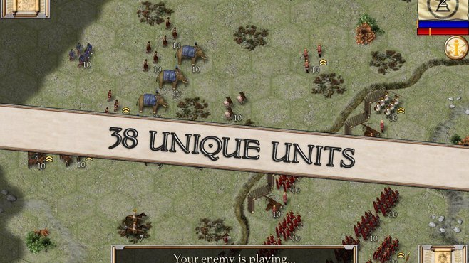Ancient Battle: Hannibal Screenshot 5