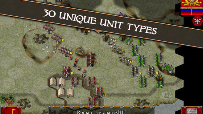 Ancient Battle: Rome Screenshot 5