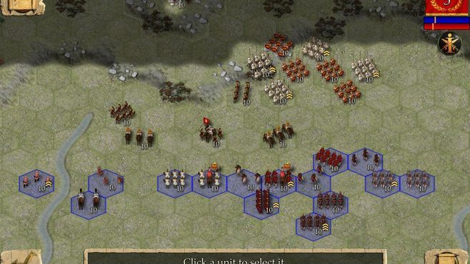 Ancient Battle: Successors Screenshot 1