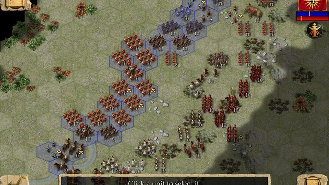 Ancient Battle: Successors Screenshot 2