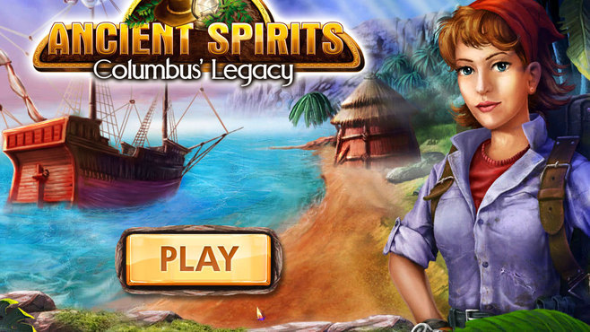 Ancient Spirits: Columbus' Legacy Screenshot 1