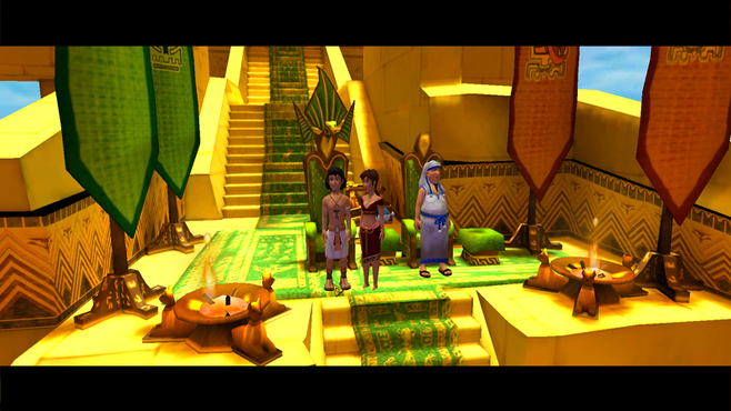 ANKH: Heart of Osiris Screenshot 4