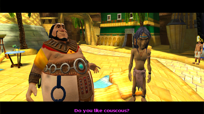 ANKH: Heart of Osiris Screenshot 6