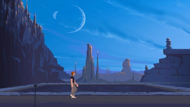 Another World - 20th Anniversary Edition Screenshot 3