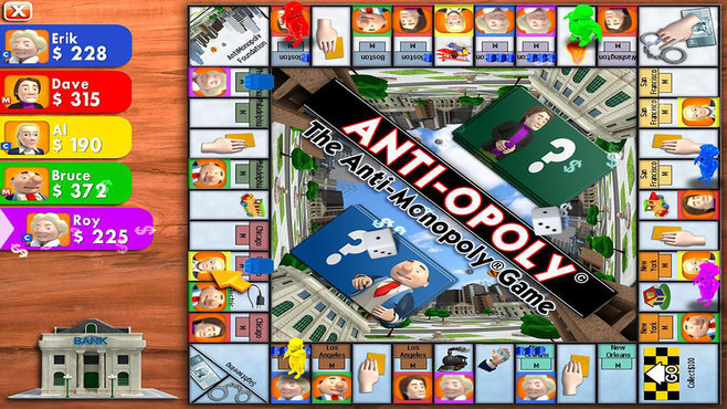 Anti-opoly Screenshot 1