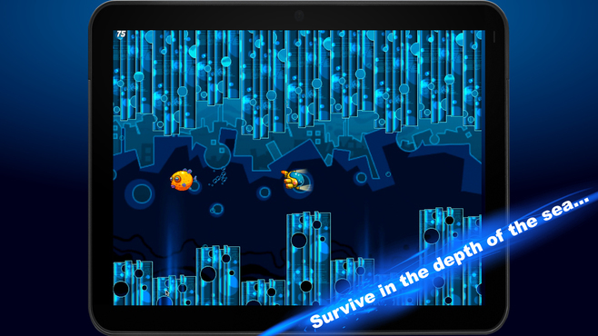 Aquamarine Submarine Screenshot 4