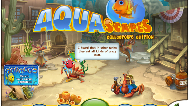 Aquascapes Screenshot 1