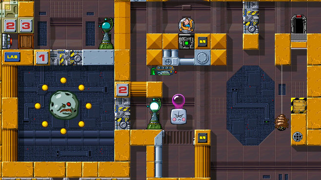 Archibald's Adventures Screenshot 1