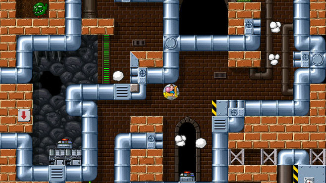 Archibald's Adventures Screenshot 2
