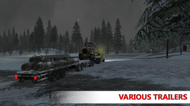 Arctic Trucker Simulator Screenshot 6