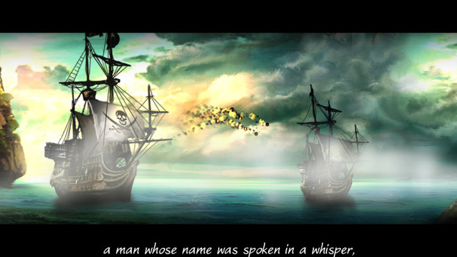 Arizona Rose and the Pirates Riddles Screenshot 1