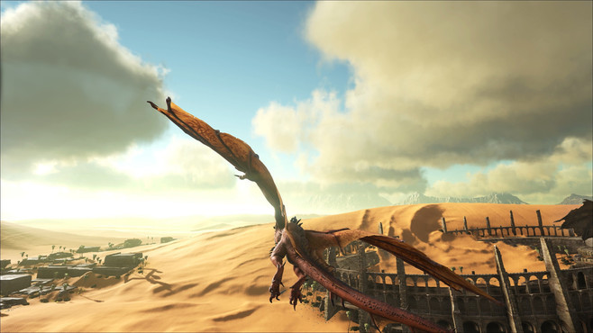 ARK: Scorched Earth - Expansion Pack Screenshot 1