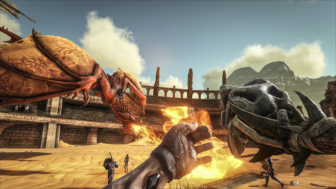ARK: Scorched Earth - Expansion Pack Screenshot 5