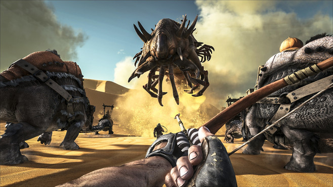 ARK: Scorched Earth - Expansion Pack Screenshot 11