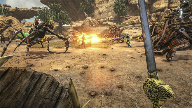 ARK: Scorched Earth - Expansion Pack Screenshot 13