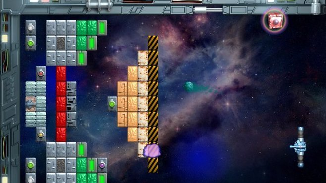 Arkanoid: Space Ball Screenshot 1
