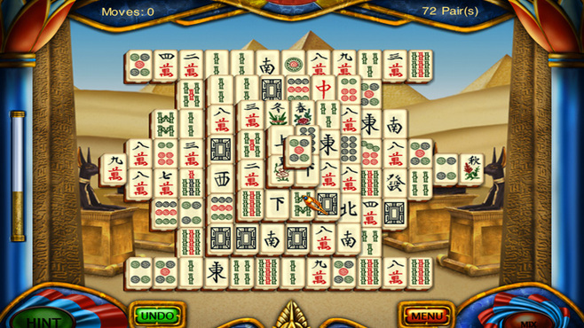 Art Mahjongg Egypt Screenshot 3