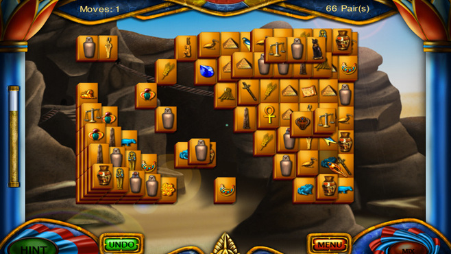 Art Mahjongg Egypt Screenshot 5