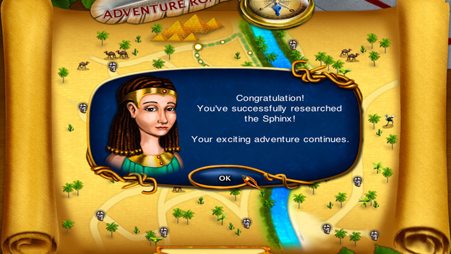 Art Mahjongg Egypt Screenshot 7