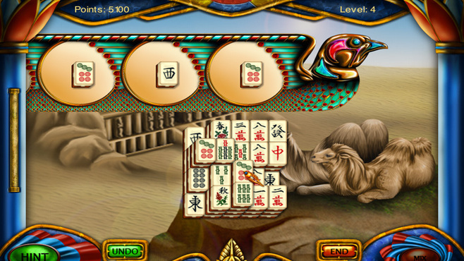 Art Mahjongg Egypt Screenshot 8