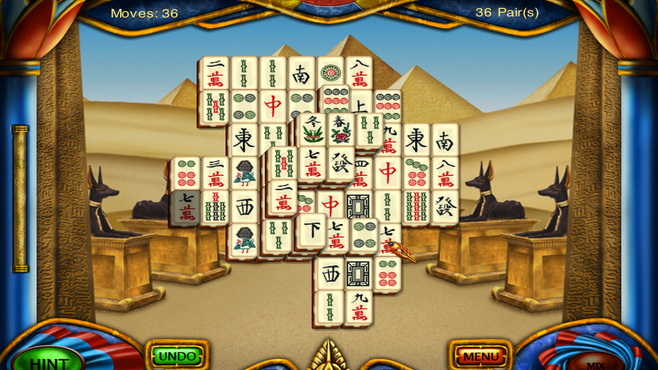 Art Mahjongg Egypt Screenshot 9