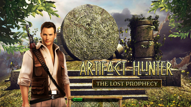 Artifact Hunter - The Lost Prophecy Screenshot 1