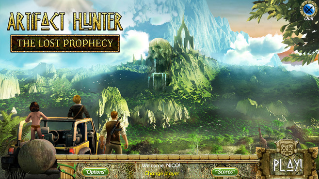 Artifact Hunter - The Lost Prophecy Screenshot 2