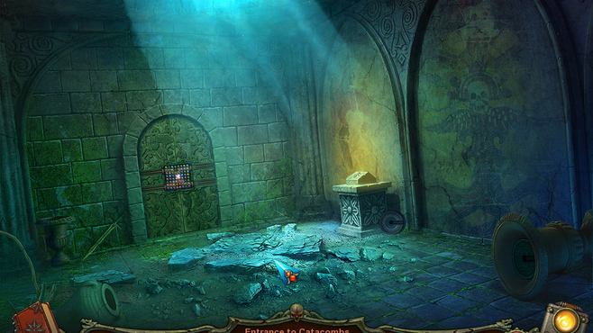 Ashley Clark: The Secrets of the Ancient Temple Screenshot 5