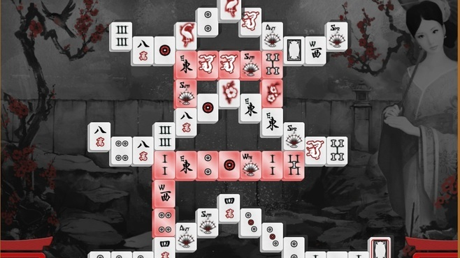 Asian Mahjong Screenshot 3