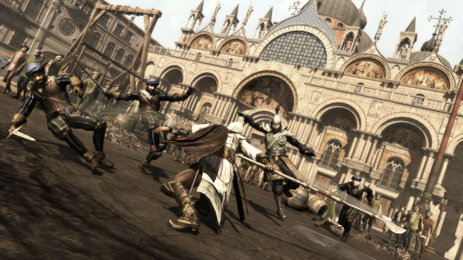 Assassin's Creed 2 Deluxe Edition Screenshot 4