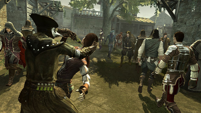 Assassin's Creed Brotherhood Deluxe Edition Screenshot 3