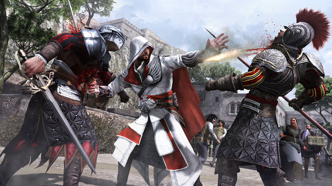 Assassin's Creed Brotherhood Deluxe Edition Screenshot 4