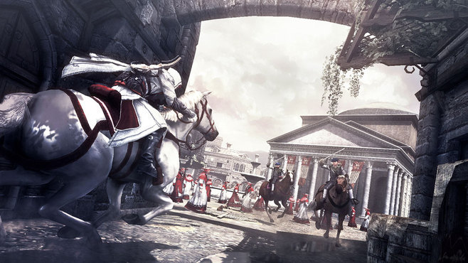 Assassin's Creed Brotherhood Deluxe Edition Screenshot 7