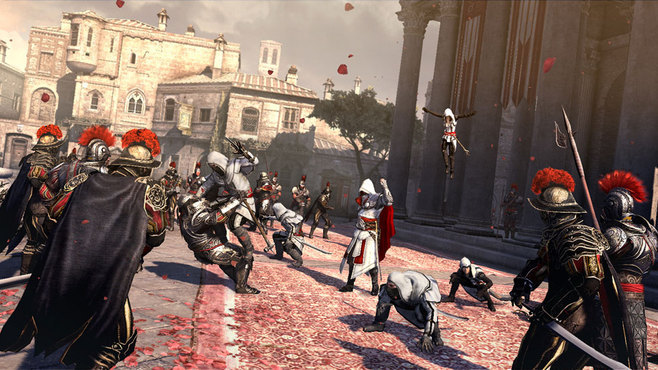 Assassin's Creed Brotherhood Deluxe Edition Screenshot 12